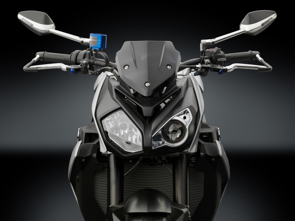 Ducati Diavel Mirrors