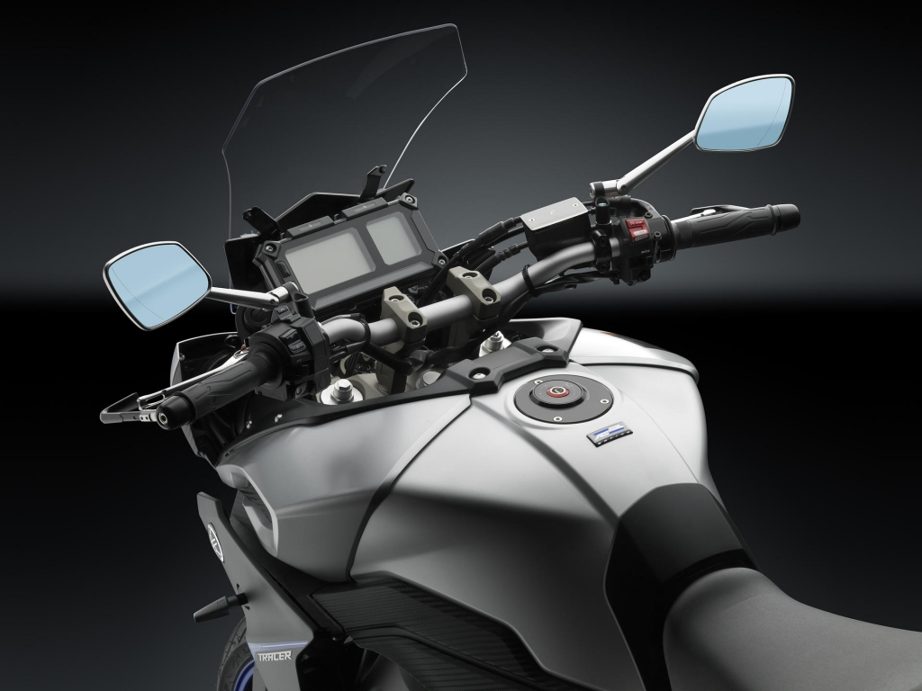 Rizoma Tankverschluss Yamaha MT 09 Tracer 2015
