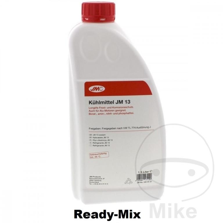 Kühlmittel mit Frostschutz (Gebrauchsfertig) 1,5 Liter