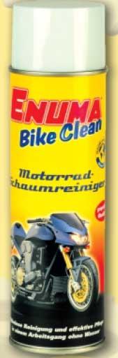 Bike Clean Trockenwäsche