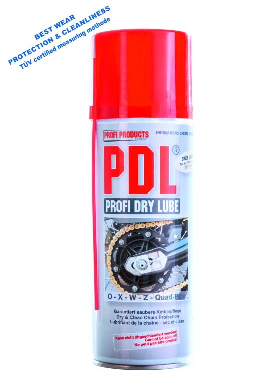 Kettenspray Profi Dry Lube